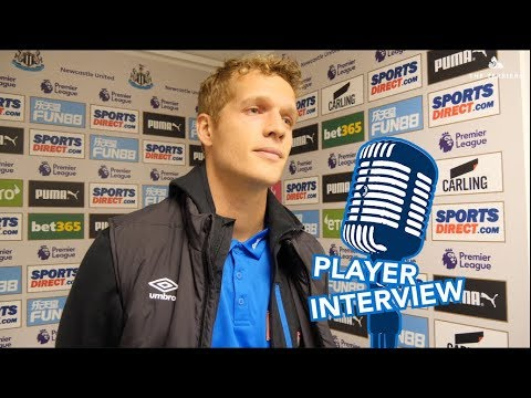 🎙PLAYER INTERVIEW | Jonas Lössl reviews Newcastle