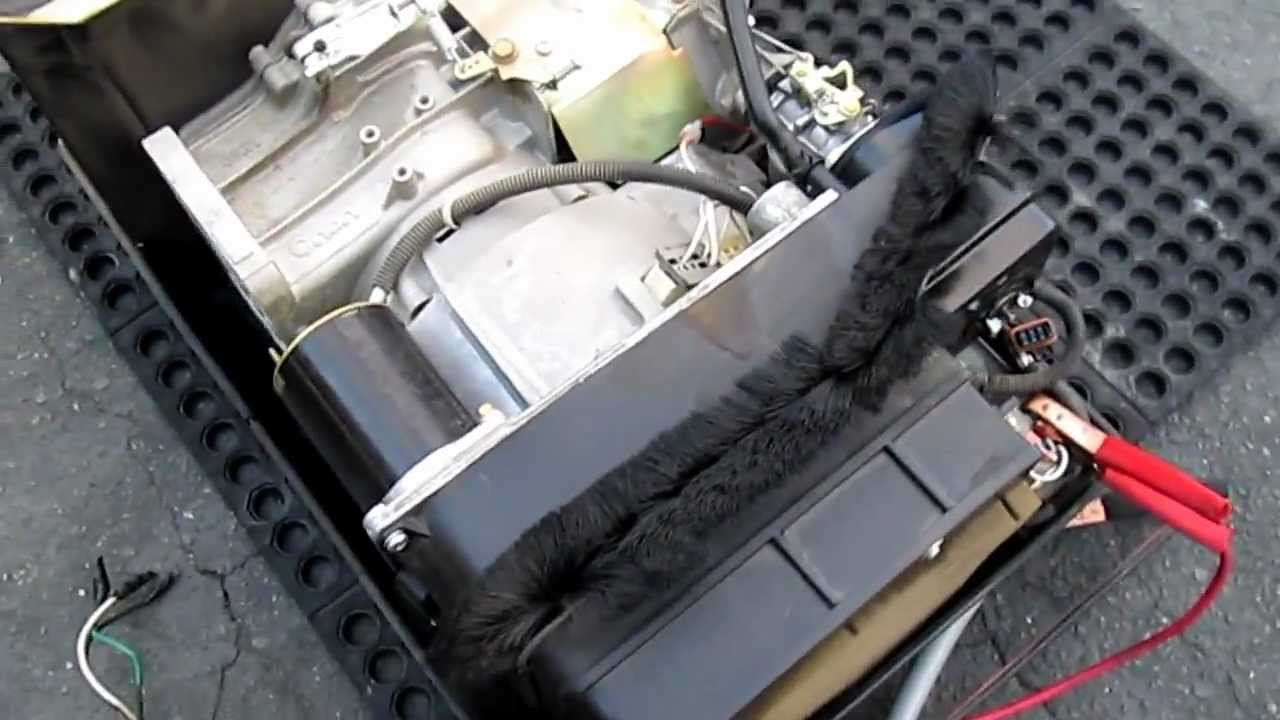 Onan Generator Micro Quite Rv Camper Model