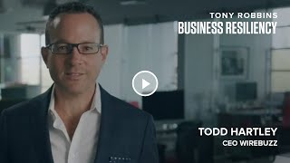 How To Turn Your Website Into A Salesperson That Performs | Todd Hartley | Business Resiliency