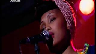 Imany - You will never know - live ANT1 8/2/2012 Ράδιο Αρβύλα