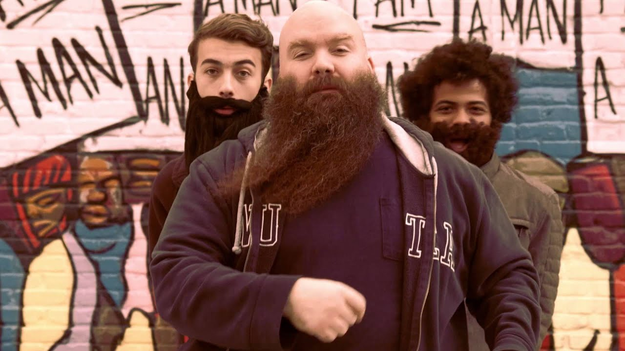 All About Dat Beard (All About That Bass Parody)
