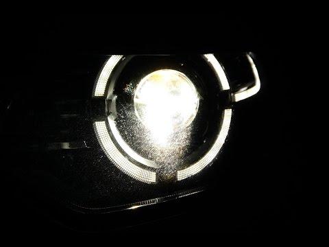 Night Watch: Land Rover Discovery Sport / Ночной обзор Лэнд Ровер Дискавери Спорт