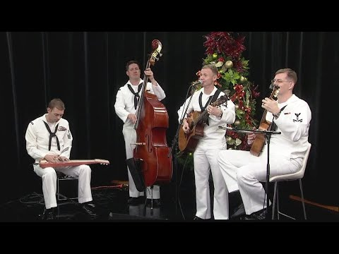 U.S. Pacific Fleet Bandmaster interview