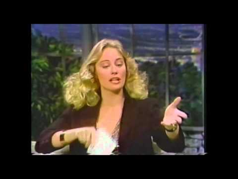 The Tonight Show. Cybill Shepherd (Part 1/2) - 1/5/1984