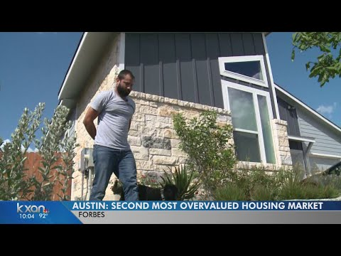 FORBES: Austin is second-most overvalued housing market in the nation