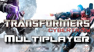 Transformers: War for Cybertron - Multiplayer Molten (Countdown to Extinction)