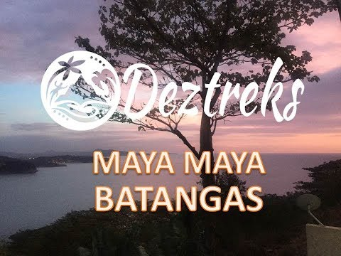 Nasugbu Batangas | weekend getaway close to Manila | Deztreks