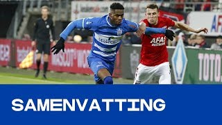 HIGHLIGHTS | AZ - PEC Zwolle