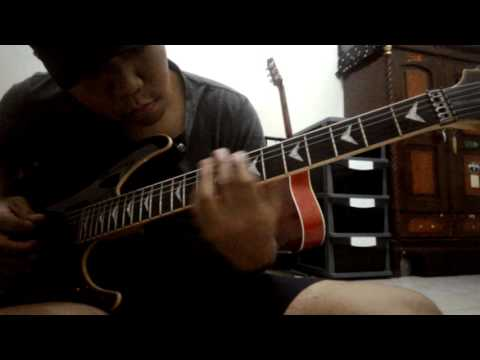 Cella Kotak solo guitar cover