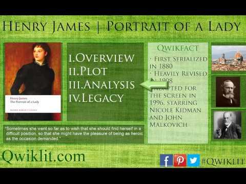 Henry James - Portrait of a Lady | Qwiklit
