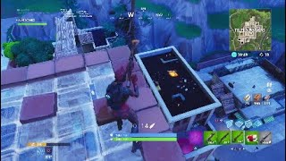 A kid thought i was a hacker on fortnite