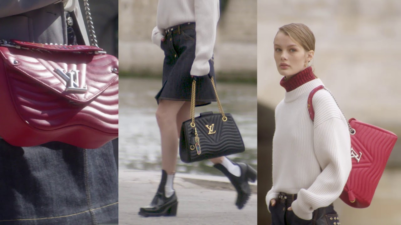 977eb99b7bb1 Louis Vuitton New Wave - YouTube