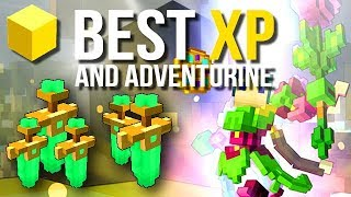 Trove - Fastest XP & Adventurine Farming in Game | HOW TO