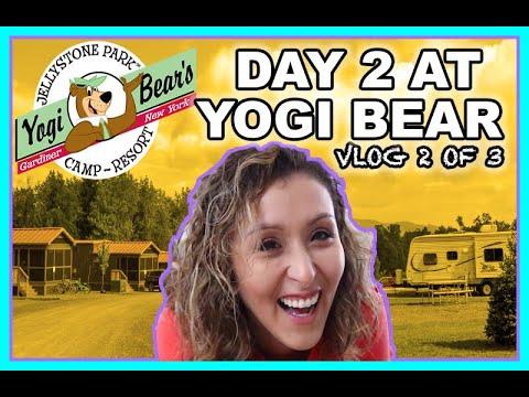 Trip To Jellystone Yogi Bear Gardiner NY- Day 2 Of 3
