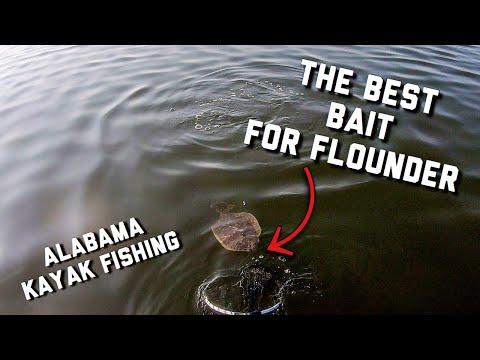 How To CATCH More FLOUNDER   Alabama Kayak Fishing