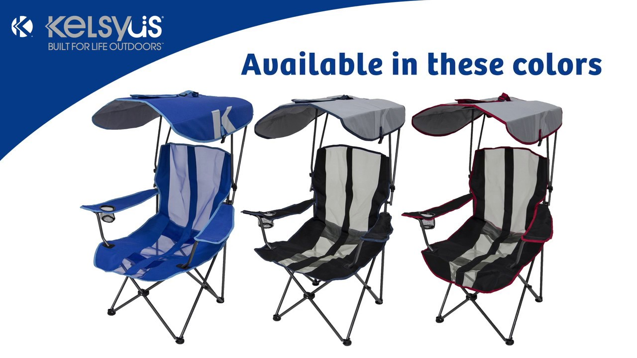 Canopy Chair | Kelsyus  sc 1 st  YouTube & Canopy Chair | Kelsyus - YouTube