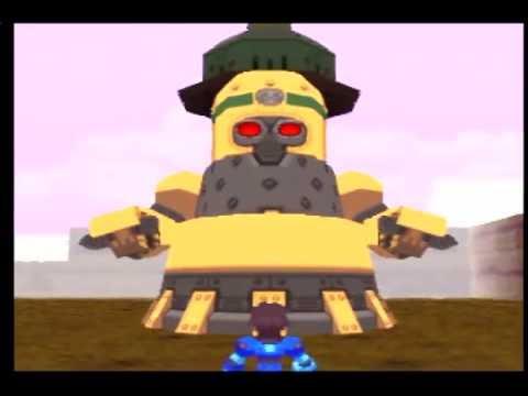 Mega Man 64 Longplay Part 7 - Murdering Marlwulf & Carousing into Cardon Forest