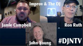 #DJNTV PERFORMANCE Improv And The DJ