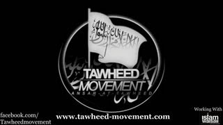 Brother Chris takes Shahadah - Tahweed Movement