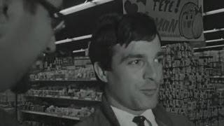 Mai 68: pénurie de denrées alimentaires et d'essence - Archive vidéo INA