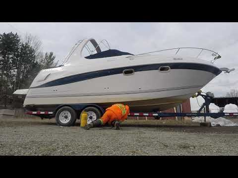 Why And How To Wash Your Boat Hull Bottom - Acid Wash