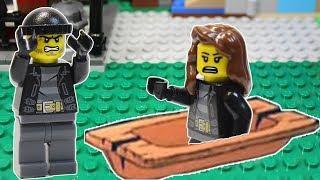 Золотой посох! Лего мультик Стоп моушен. Анимация 2018