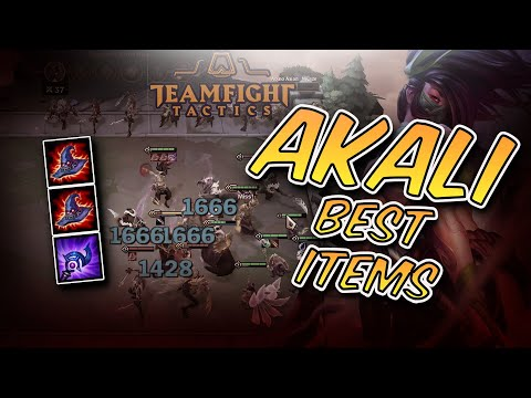HOW TO 1v9 WITH AKALI | TFT Clutch #1