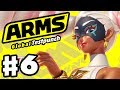 ARMS Global Testpunch Gameplay Part 6 - Twintelle! (Nintendo Switch)