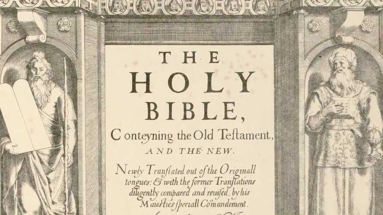 The King James Bible: Its History and Influence
