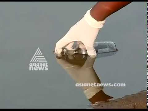 Alarming rise in Coliform bacteria  count in Pamba River