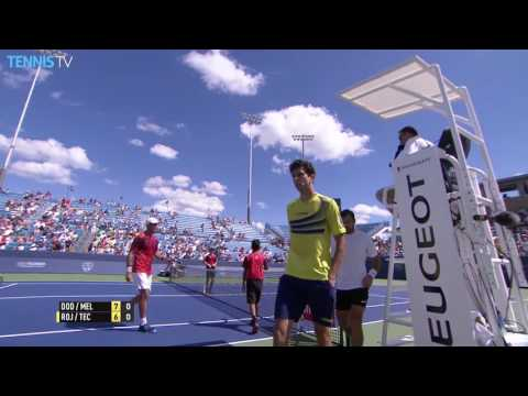 Cincinnati 2016 Doubles Final Highlights