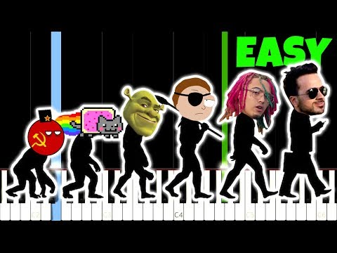 Evolution Of Meme Music [1500 - 2018]... And How To Play IT!