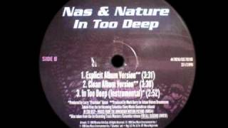 Nas & Nature - In Too Deep (Instrumental)