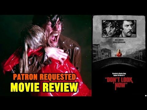 "Nicolas Roeg's ""DON'T LOOK NOW"" (1973) - movie review"