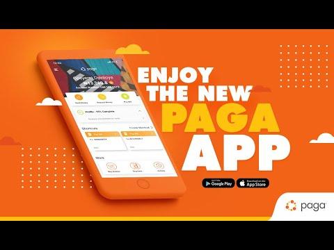 Paga Free Money Transfers For