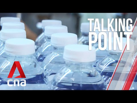 CNA | Talking Point | E13: Should You Switch From Bottled To Tap Water?