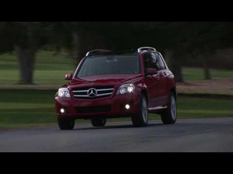 2010 Mercedes-Benz GLK 350 4Matic - Drive Time review | TestDriveNow