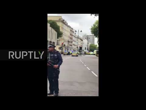 UK: Several injured after car ploughs into pedestrians in London