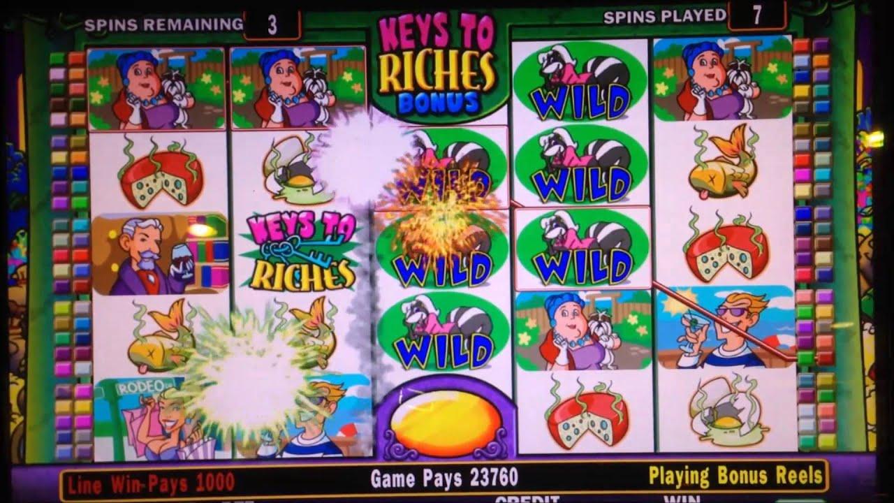 Stinkin Rich Slots Free