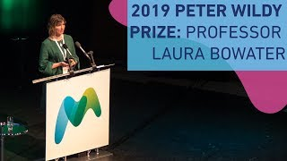 Image for vimeo videos on Peter Wildy Prize Lecture 2019