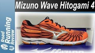 Mizuno Wave Hitogami 4 Preview
