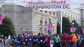 Rock 'N' Roll Washington, DC Marathon 2017, Half Marthon and 5K