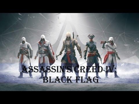 Assassins Creed 4 - Black Flag - Premiere Trailer [HD]