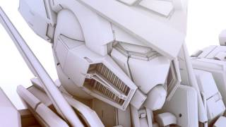 CINEMA 4D High Detail Model - Mobile Suit Gundam EXIA GN 001