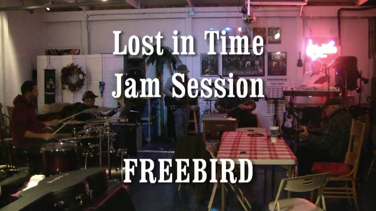 Download Lost in Time Jam Session   FREEBIRD