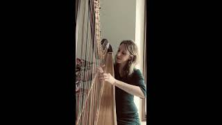 When You Wish Upon A Star ~ Harpist Tiffany (Envid) Jones