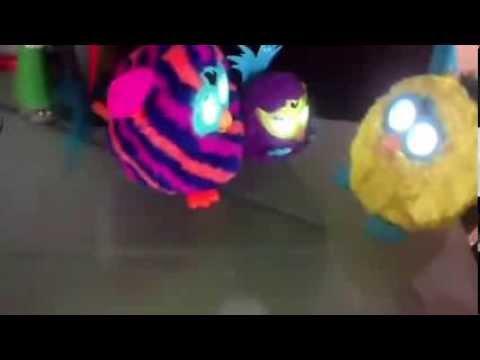 Furby army for fun!