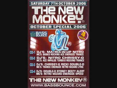 NEW MONKEY  7 OCTOBER 2006 (CD 4)