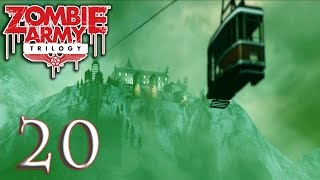 Zombie Army Trilogy (PS4) Прохождение игры #20: Битва за фуникулер