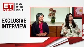 Nadia Chauhan & Schauna Chauhan speak on the growth of Parle Agro